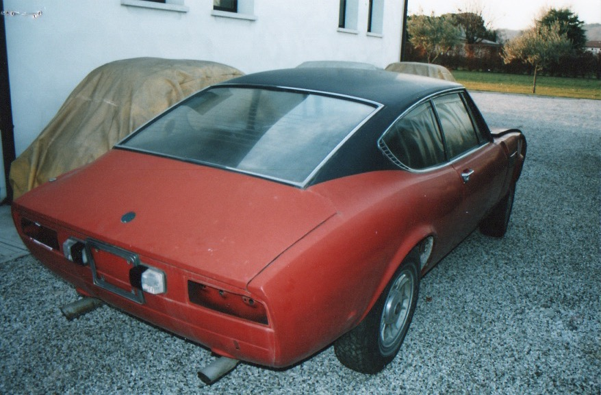 For sale Dino Coupé 2 0 (Chassis 135 AC) for spare parts