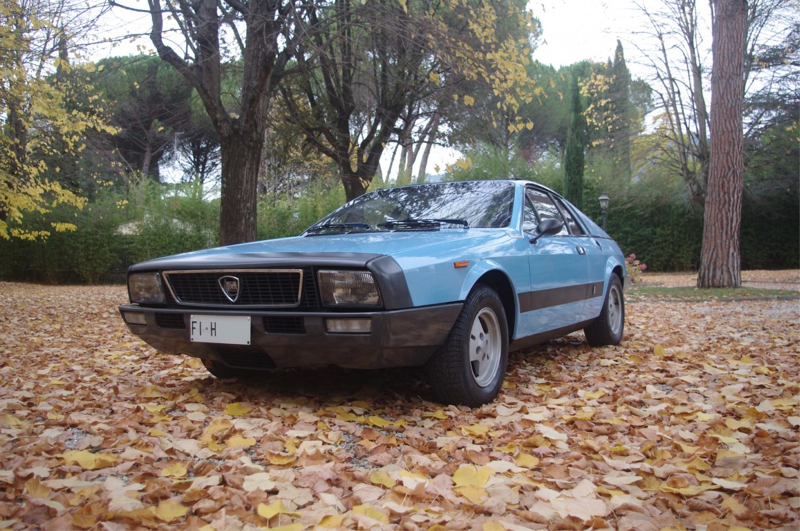 For Sale Lancia Beta Montecarlo Targa