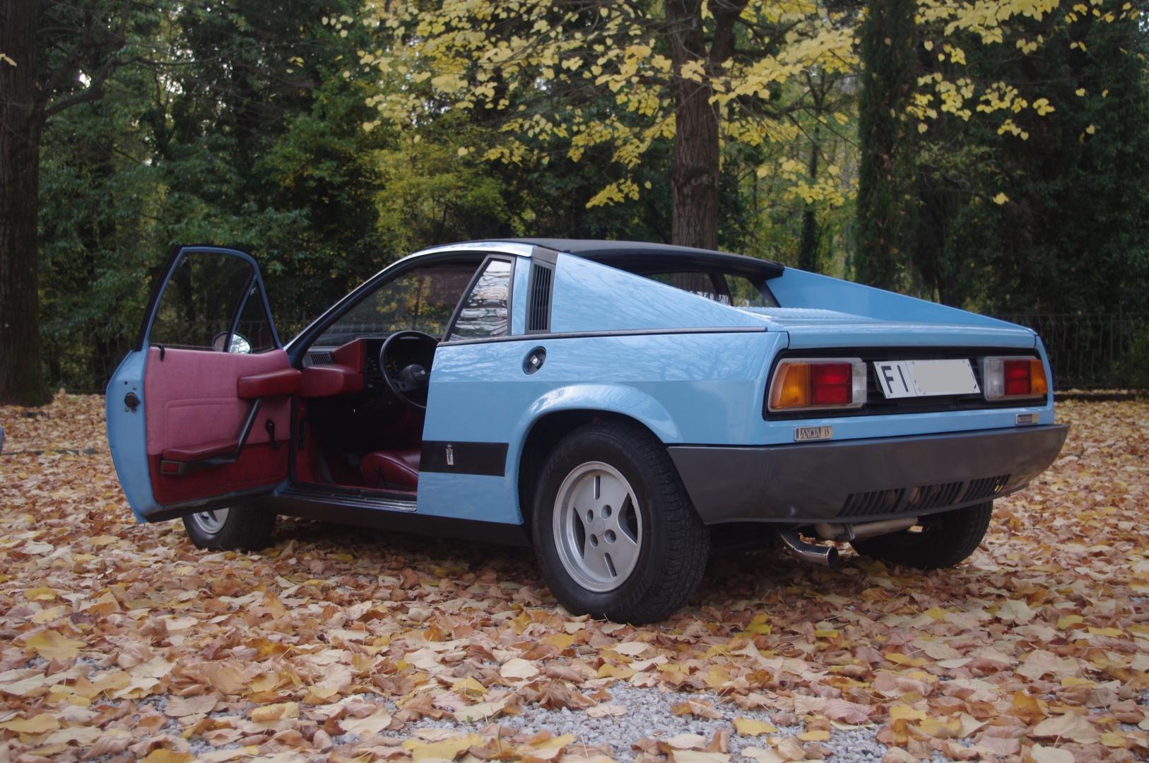 Vendo Lancia Beta Montecarlo Targa