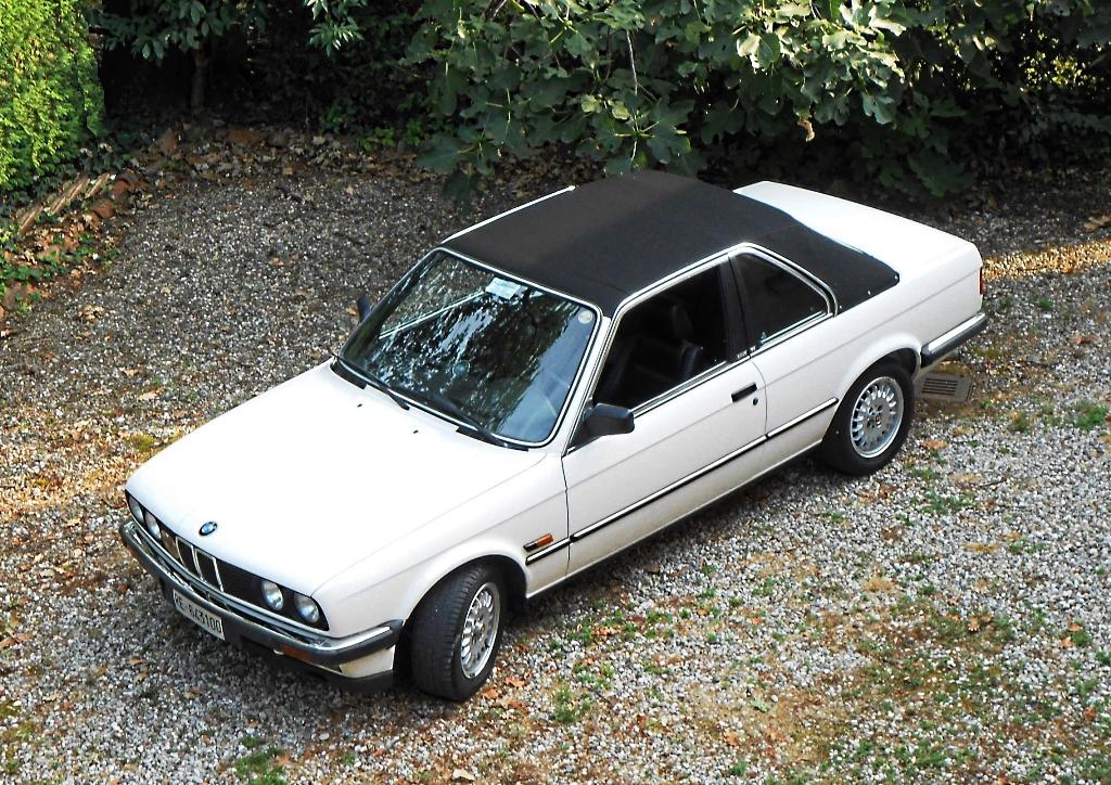new styles 44deb 7fff2 For sale BMW 320i Top Cabriolet BAUR 1983