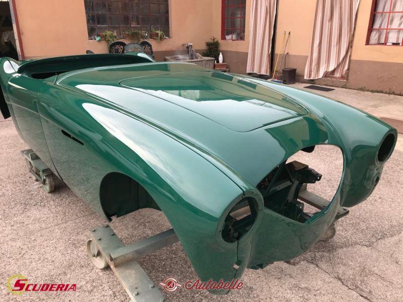 Classic Morris Minor Acceleratore Cavo di un tipo di motore serie 1956 su