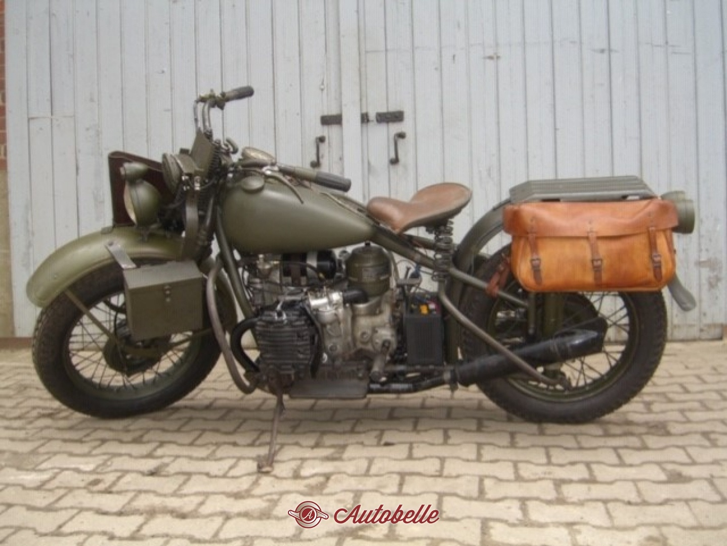 For sale 1942 Harley Davidson XA