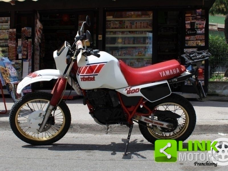 Vendo Yamaha Xt 600 Tenere 1984 Iscritta Asi