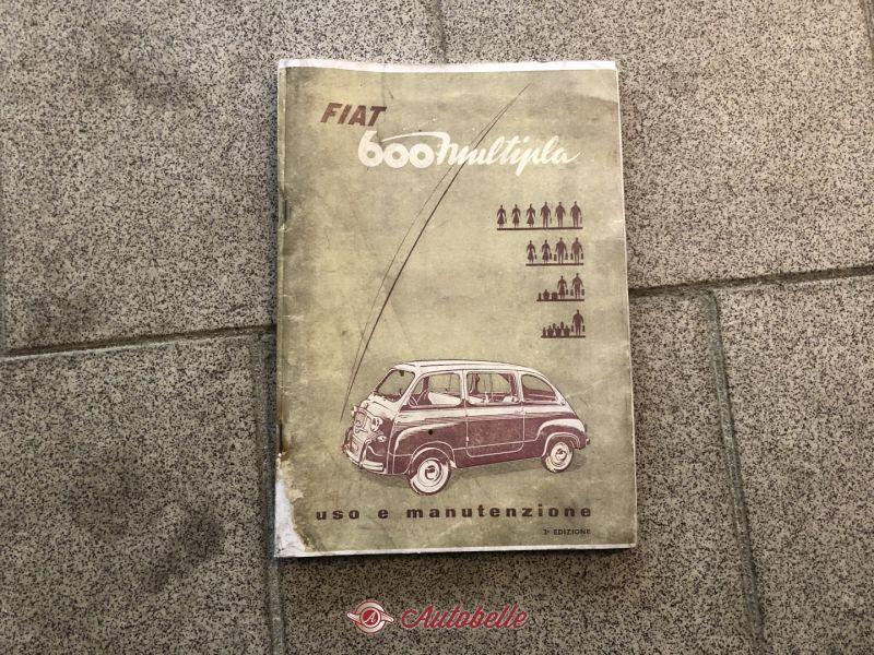 FIAT 600D-600 MULTIPLA PORTALAMPADA CARELLO