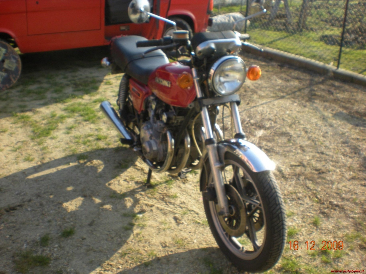 For sale Suzuki gs 550 and