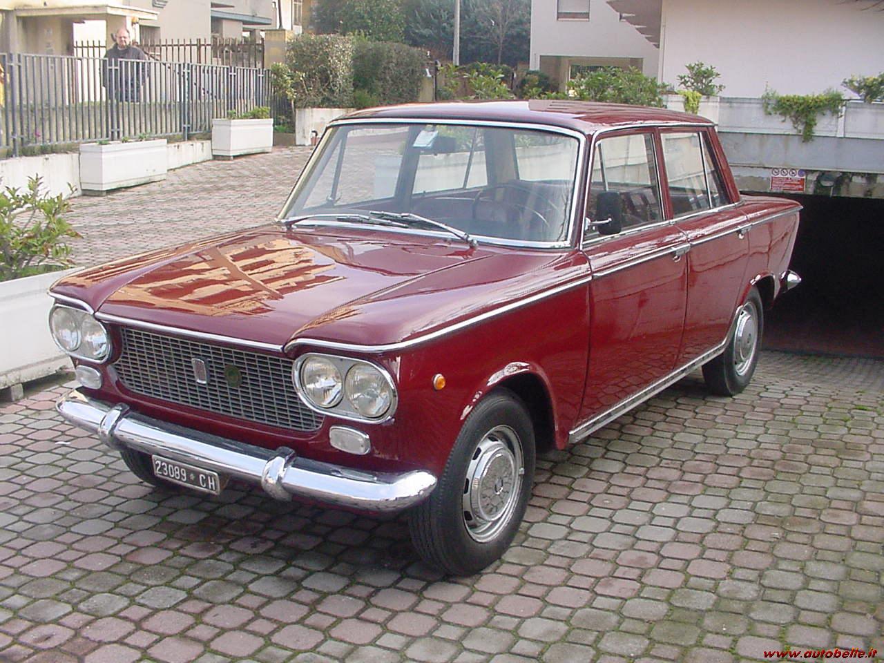 Vendo FIAT 1300 1962 on