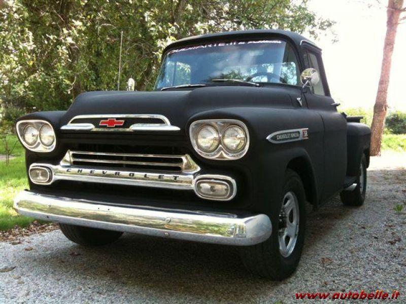 For Sale Chevrolet Apache