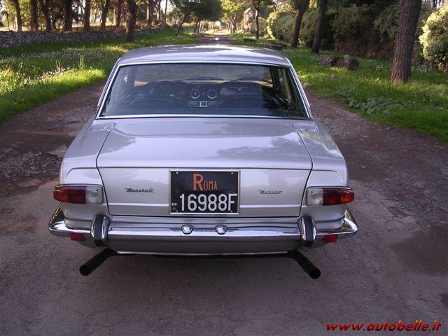 Vendo MASERATI MEXICO 4700 PRIMA SERIE 1969