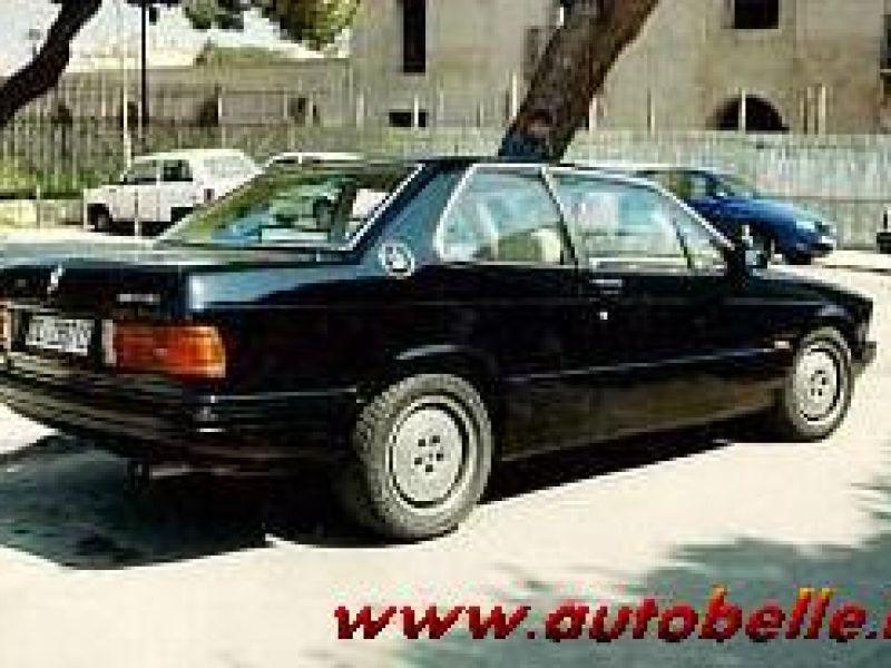 maserati 228i coupe