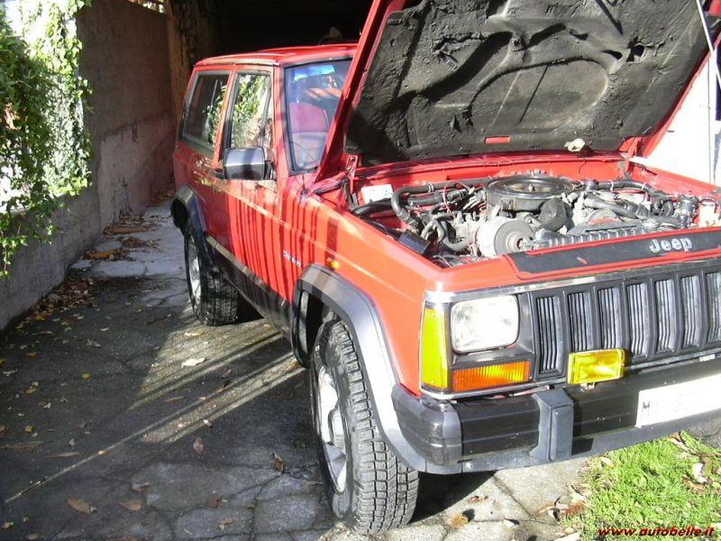 Schema Elettrico Jeep Cherokee : Jeep cherokee