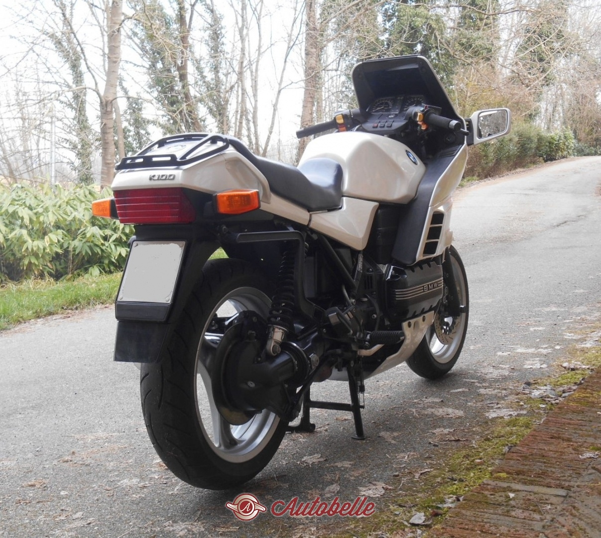 For Sale I SELL MOTORCYCLE BMW K100RS 16V