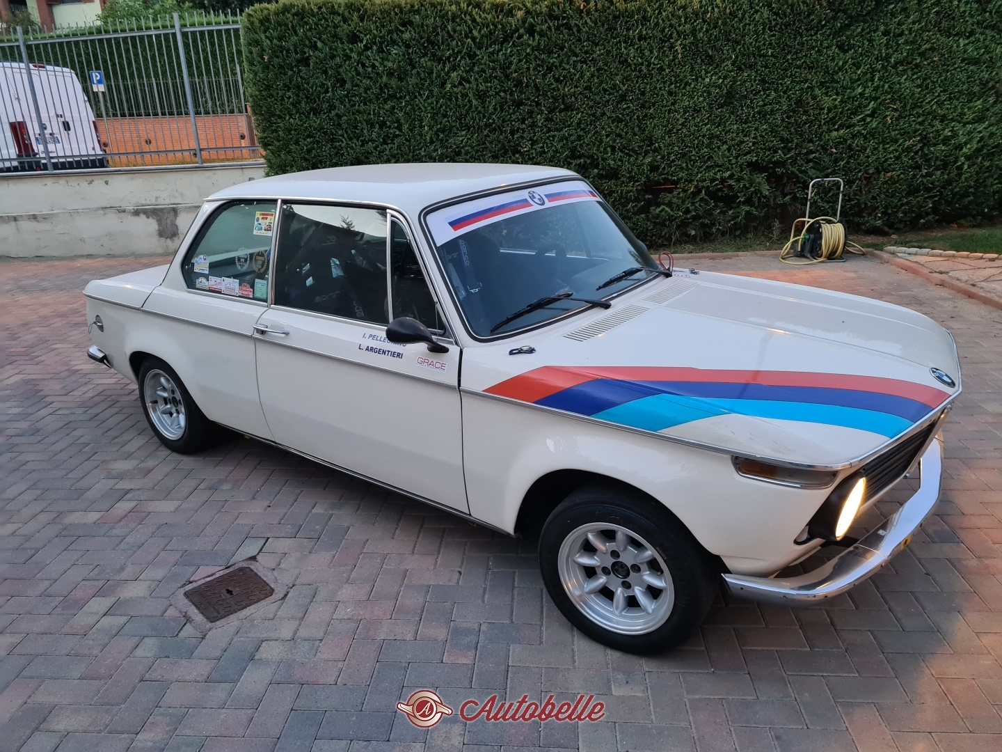 For Sale Bmw 2002 Tii Rally