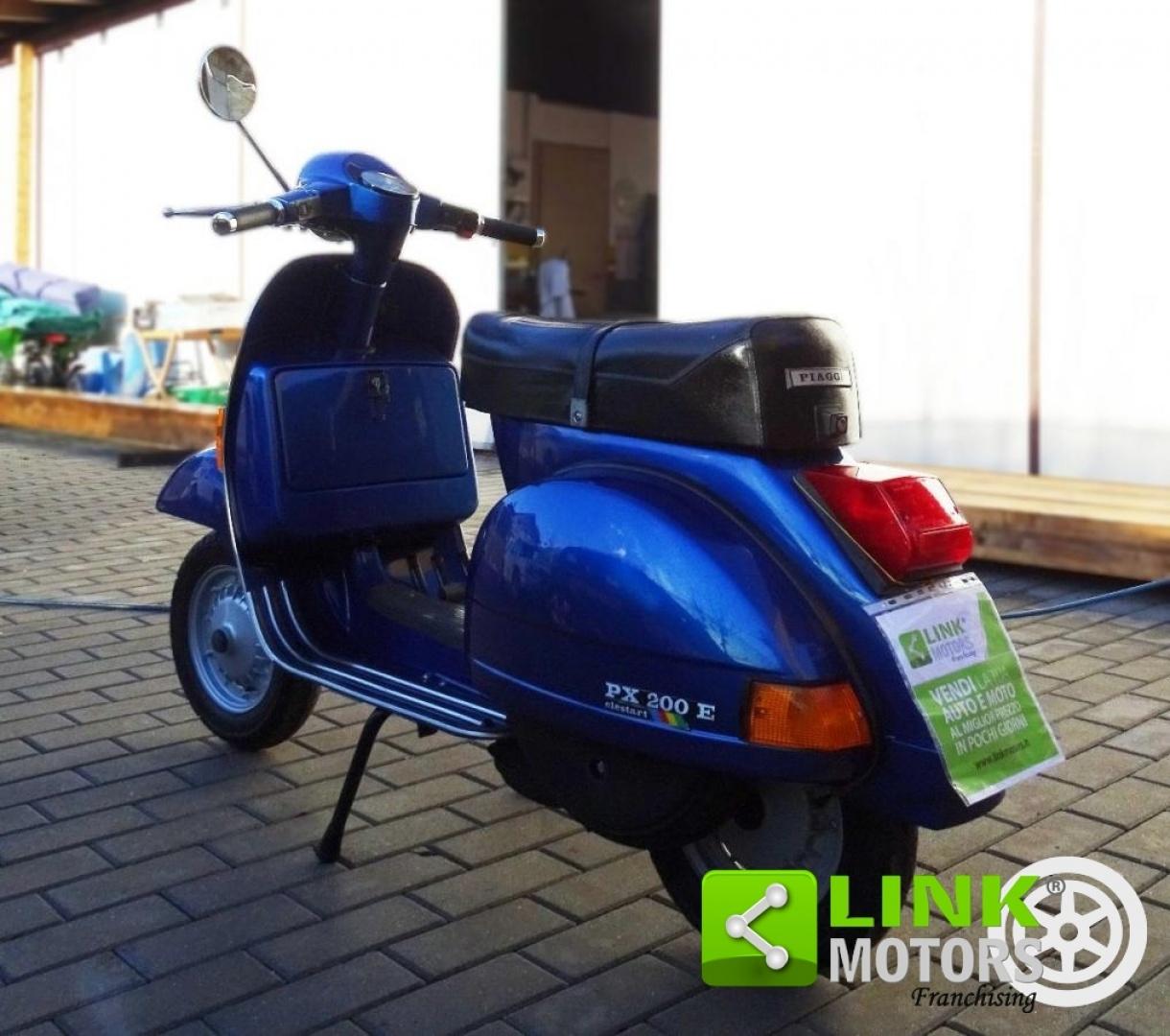 For Sale Piaggio Vespa Px 200 E Arcobaleno Elestart