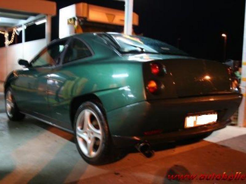 Scarico fiat coupe turbo 16v