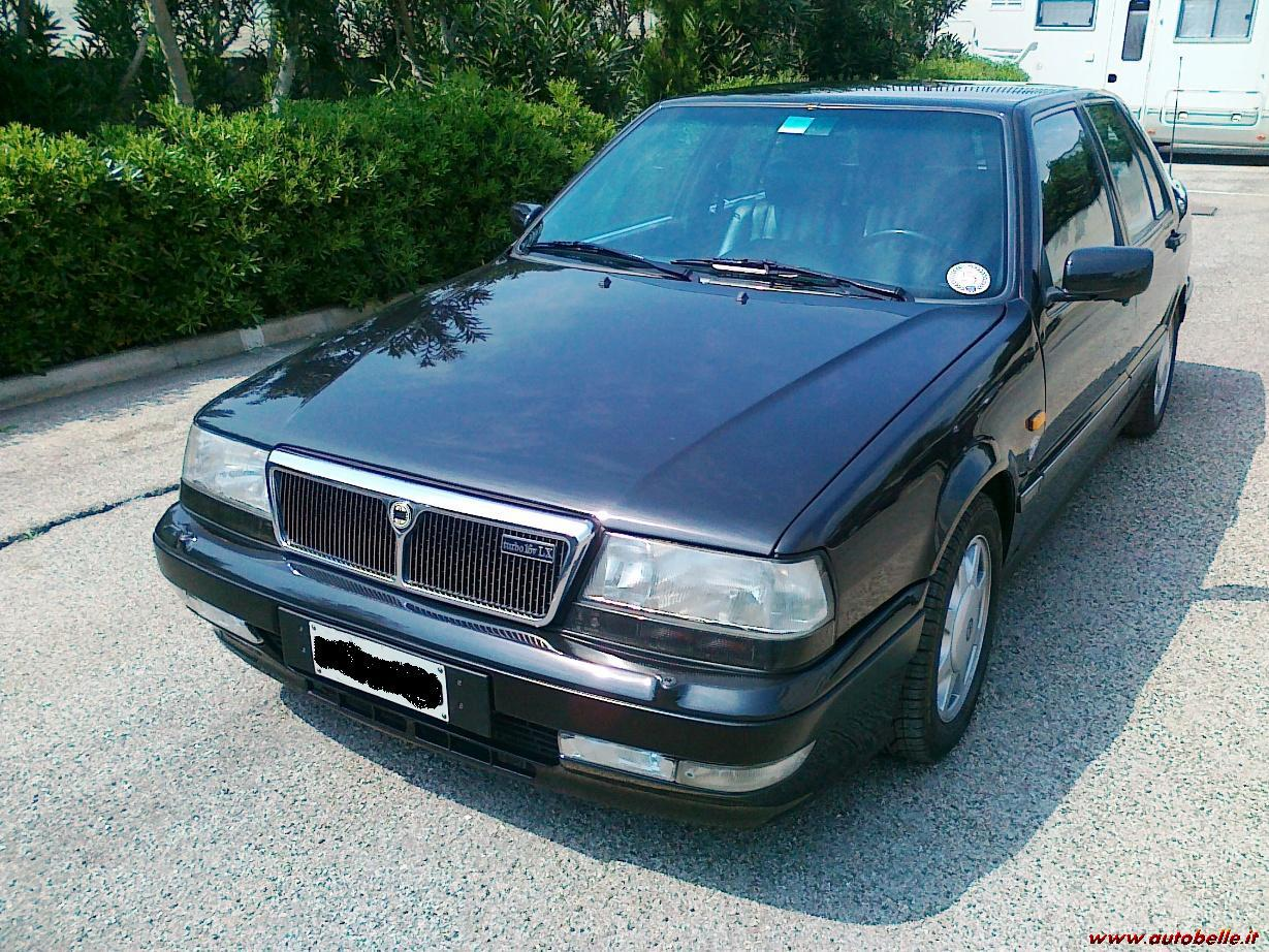 vendo lancia thema turbo 16 lx 205 cv