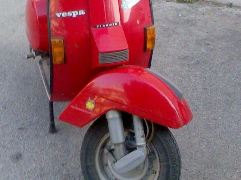 I sell Wasp PIAGGIO PX Rainbow DELL 1986 (advert expired)