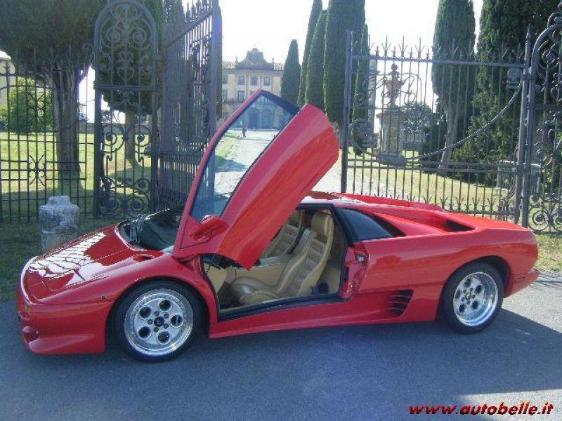 For Sale Lamborghini Diablo Vt Barters